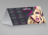 Calendare de birou simple Crystal Beauty